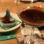 サフォーク大地 - ワイングラス大きいです