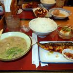奈良針テラス食堂 -