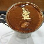 BECK'S COFFEE SHOP - 濃厚ティラミスラテ:370円 (2014/11)