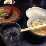 32796881 - 浅蜊の柳川と締めの雑炊