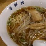 Kaisenkan - 醤油ラーメン