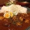 あじよし - 料理写真:ランチにホルモンカレー
