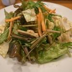 オルガニコ - サラダ