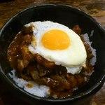 梵 - 料理写真:ビーフシチュー丼