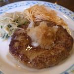 ちいさなフライパン - 和風ハンバーグ