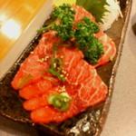 焼肉レストラン慶州 - 馬刺し