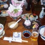 海鮮料理 食彩 太信 -
