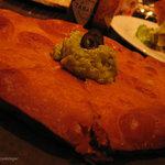 Am BoLuZo - メキシカンピザ