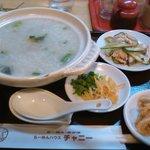 らーめんハウス チャニー - 2010.02 鶏粥@チャニー