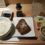 ごきげん - サバ味噌煮定食   ¥800→¥500