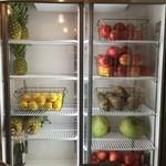 ホワイ ジュース - 冷蔵庫