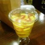 SHUN - キューイフルーツのゼリー