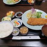 32803414 - 富士金華ロースカツ定食(150g)2,500円(税抜き)
