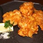 32803514 - 鶏のから揚げ 550円 さくっと肉は柔らかです。