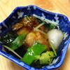 かんだ串亭 - 料理写真:かきの揚げだし。一番のオススメ