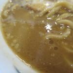 麺や 大舎厘 - スープ