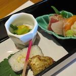 日本料理 戸たに - 本日のお造り