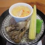 日本料理 戸たに - 蒸物
