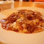 テージャスランチ - シチュードライス(スープ付)