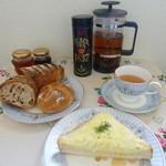 32808311 - (撮影自宅にて)個人的に紅茶が飲みたくなる味わいでした。