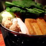 ちゃんこ屋 鈴木ちゃん - ちゃんこ鍋は 初体験だったのですが とても良いお出汁で美味しかったです。カウンターだったので 調理をされてる方が丁寧に火加減など教えて下さり とても親切で助かりました。大満足でした。