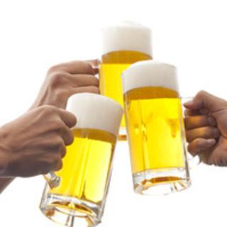 安ッ!!生ビールが一杯280円!ヒゲハイボールは190円!!