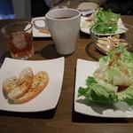 ニコリ キッチン - ミニビュッフェバーの戦利品