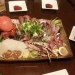 大衆バル ツバサ - 料理写真:お刺身盛