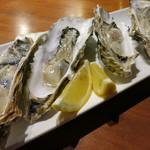 ワインビストロ Dai たまプラーザ - 宮城産生牡蠣