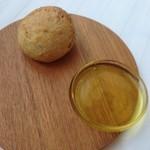 リストランテ・ホンダ - 自家製パンとオリーブオイル