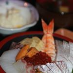 あじわい処 あかぎ - 海鮮丼