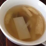 32815172 - ランチのスープ