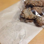 さらさ焼菓子工房 - ライ麦クッキー