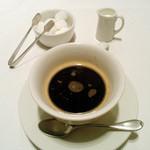 ル・ピシェ - コーヒー(Aランチ1080円)