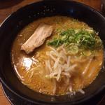 麺屋 封 - 味噌ラーメン