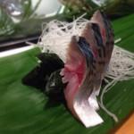 寿司光 - 141120 きずし