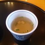 五右衛門 - Bランチのスープ