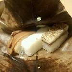 32823511 - 朴葉焼き寿司