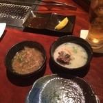 赤坂 みすじ - 煮込みとコムタンスープ