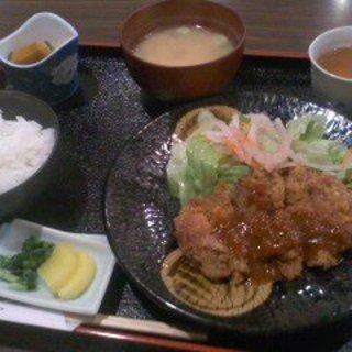 きっちんたまがわ - 料理写真:ビーフカツ定食1000円税別