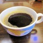 なんどき牧場 - コーヒー(ハーフバイキング)