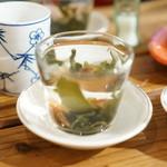 西尾さん - 昆布と干し梅の「瑞恵割」