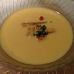 32832988 - 2014/07・トウモロコシの冷製スープ