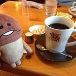 コメダ珈琲店 - たっぷりブレンドコーヒー500円