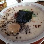 十四代目 哲麺 - やっぱ塩(^o^)