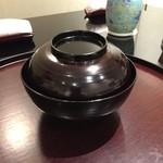 日本料理 太月 - 御碗 2014-11