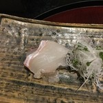 日本料理 太月 - 平目昆布締め 2014-11