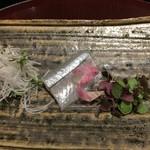 日本料理 太月 - さより 2014-11