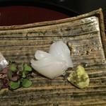 日本料理 太月 - あおりいか 2014-11