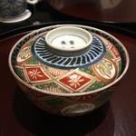日本料理 太月 - 煮物 2014-11